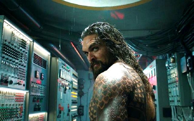 #Video Aquaman se convierte en héroe en tráiler de Warner Bros - Jason Momoa como Aquaman. Foto de @aquaman