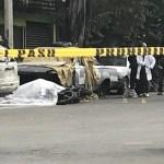 Asesinan a motociclista de ocho disparos en Coyoacán - Foto de Quadratín
