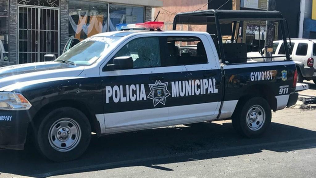 Ataque contra policías fue premeditado: gobierno de Guaymas - Se dispara la violencia en Guaymas
