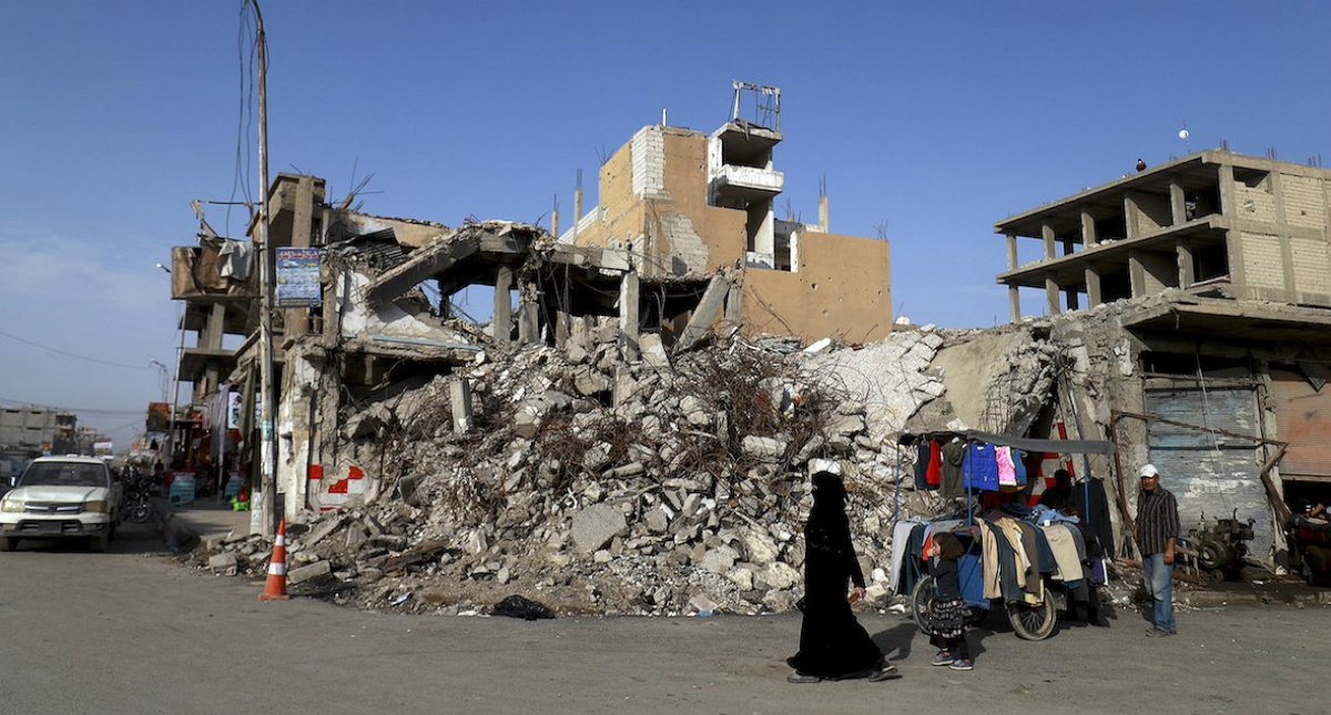 Matan a 35 militantes del Estado Islámico durante bombardeo en Siria