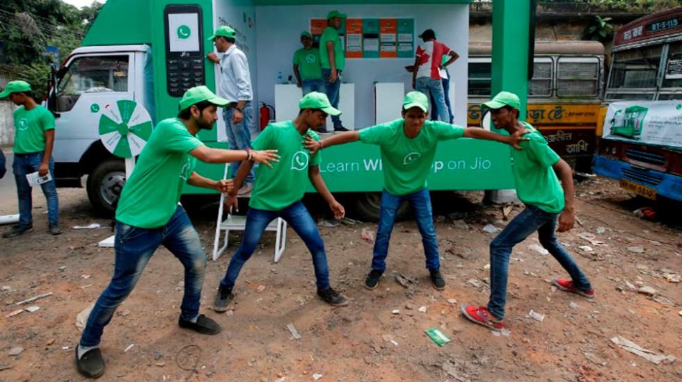WhatsApp lanza campaña contra noticias falsas en India - WhatsApp lanza campaña contra noticias falsas en India