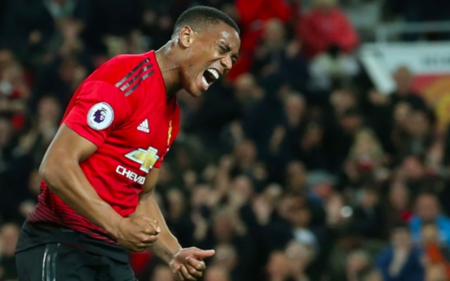 Gol de Martial costará 10 millones de euros al United - Anthony Martial gol manchester united