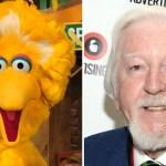 "Se retira el intérprete de Big Bird en ""Plaza Sésamo"" - Caroll Spinney retiro Big Bird"