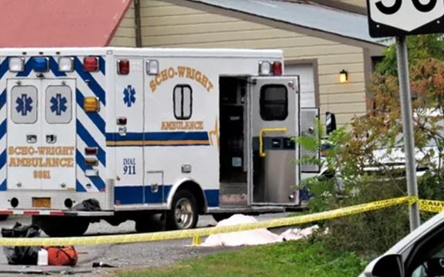 Acusan de homicidio por negligencia a chofer de limusina en Nueva York - Foto de AP