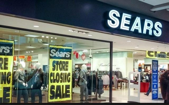 Sears cerrará 80 tiendas más en marzo de 2019 - Tiendas en Estados Unidos rematan mercancía ante su cierre. Foto de Internet