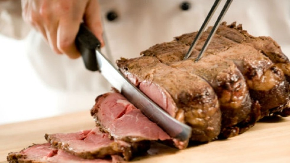 Urgen a reducir consumo de carne para aminorar cambio climático - Se debe reducir el consumo de carne para frenar cambio climático. Foto de Internet