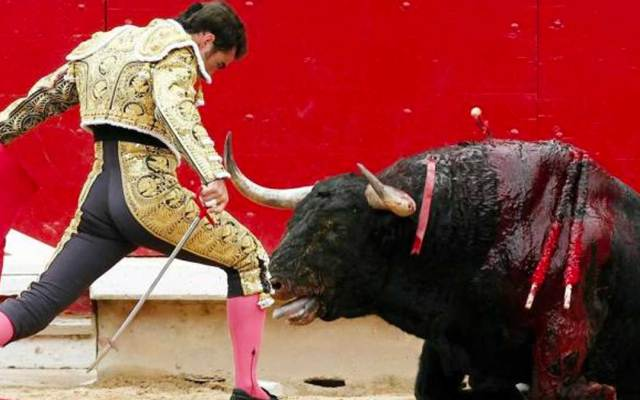 Morena plantea prohibir corridas de toros en la CDMX - Foto de Global Media