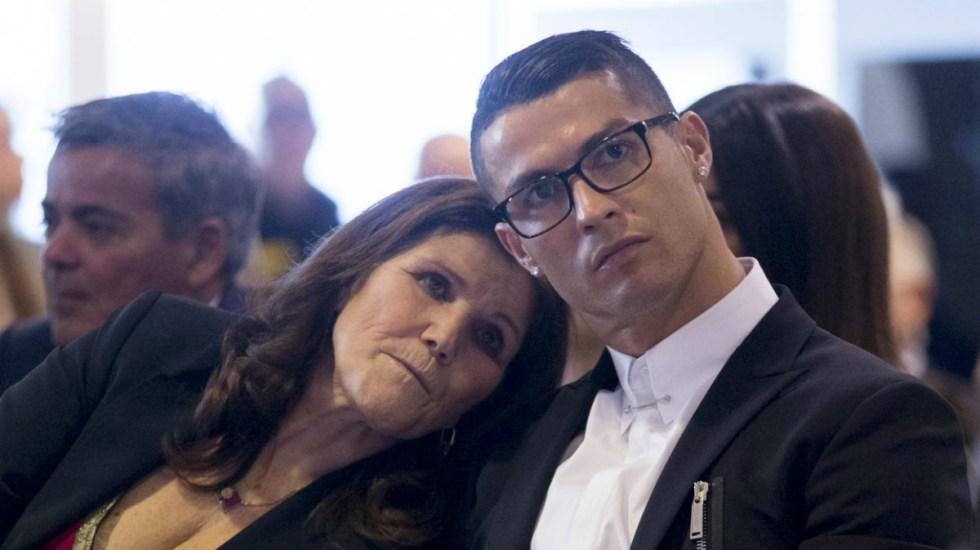 Madre de Cristiano Ronaldo pide apoyo para su hijo en redes sociales - Madre de Cristiano Ronaldo pide apoyo para su hijo