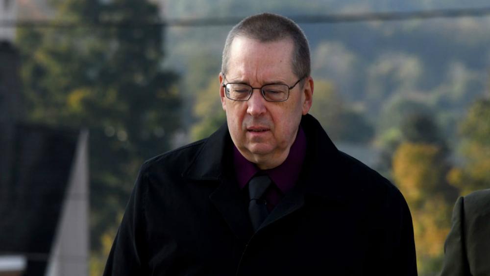 Sacerdote en EE.UU. que abusó de menores declara por dos delitos - Sacerdote en EE.UU. que abusó de menores se declaró de dos delitos