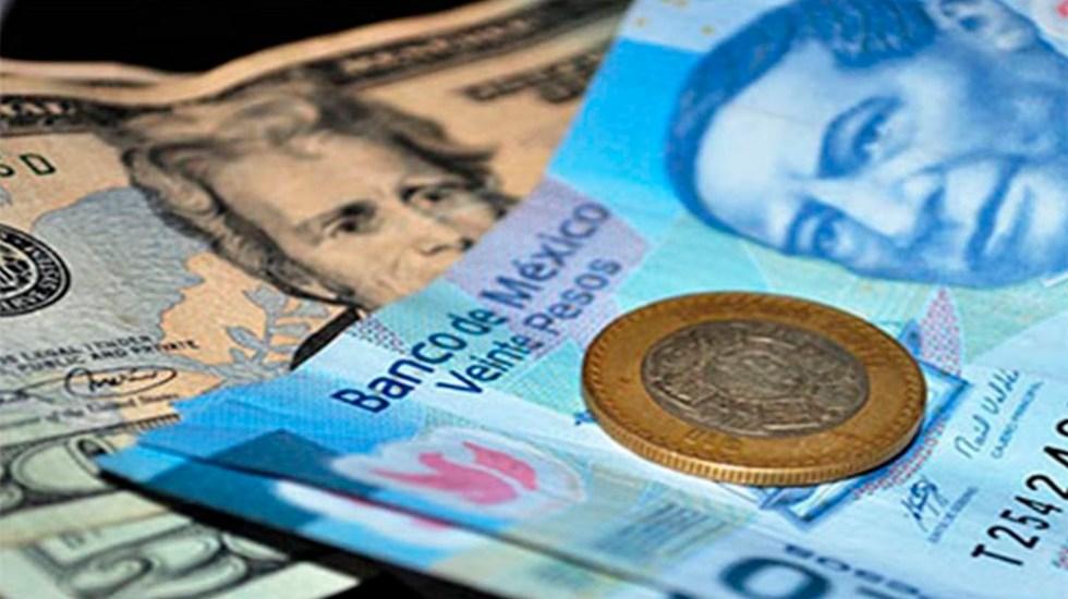 Peso cae ante dólar previo a anuncio de política monetaria de Banxico - Foto de internet