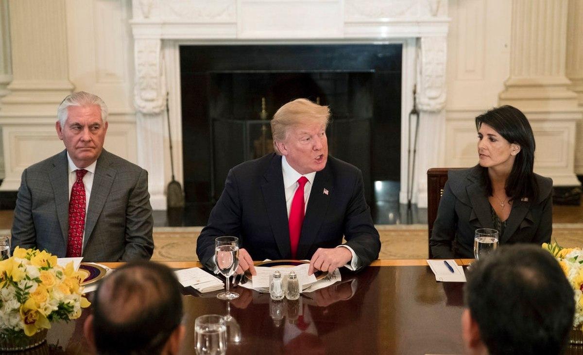 Renuncia Nikki Haley, la embajadora de Estados Unidos ante la ONU