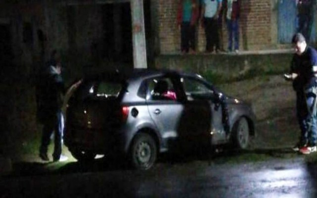 Policías abaten a presuntos asaltantes en Uruapan - Policías abatieron a dos presuntos asaltantes en Uruapan. Foto de Quadratín