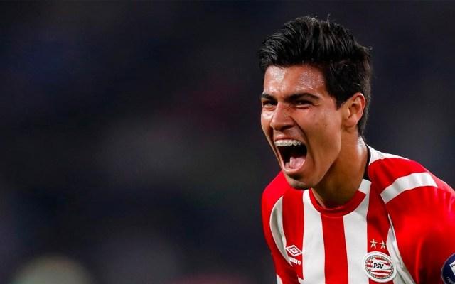 He tenido problemas para adaptarme al futbol holandés: Erick Gutiérrez - Erick Gutiérrez adaptación futbol holandés