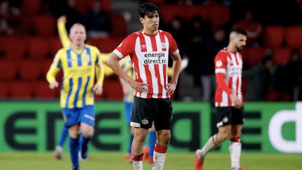 Echan al PSV 'tricolor' de Copa de Holanda