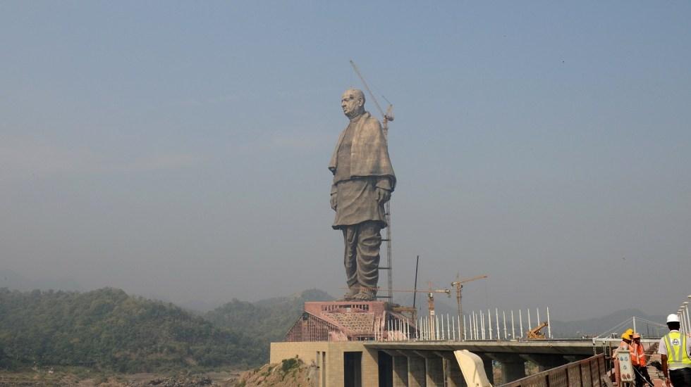 Resultado de imagen para India, Sardar Patel, estatua
