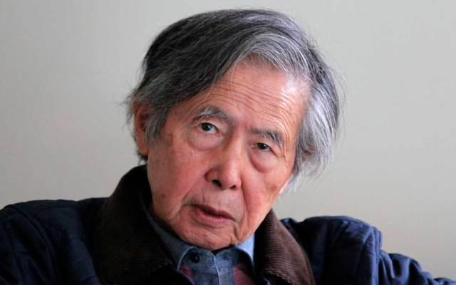 Anulan indulto a Fujimori y ordenan su captura - Foto de AFP