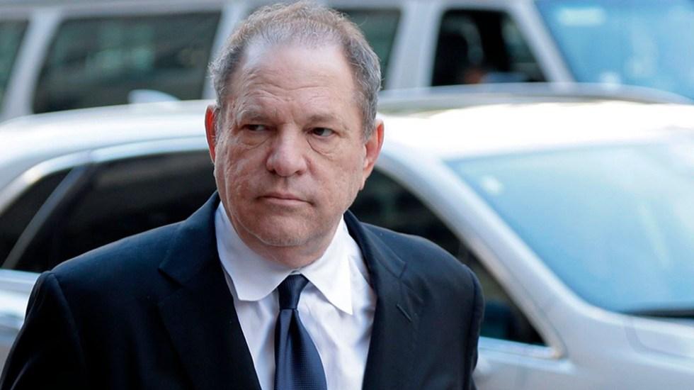 Juez rechaza desestimar cargos contra Harvey Weinstein - Harvey Weinstein. Fotod Seth Wenig/AP/REX/Shutterstock