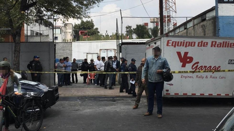 Asesinan a hombre en Miguel Hidalgo - Miguel Hidalgo