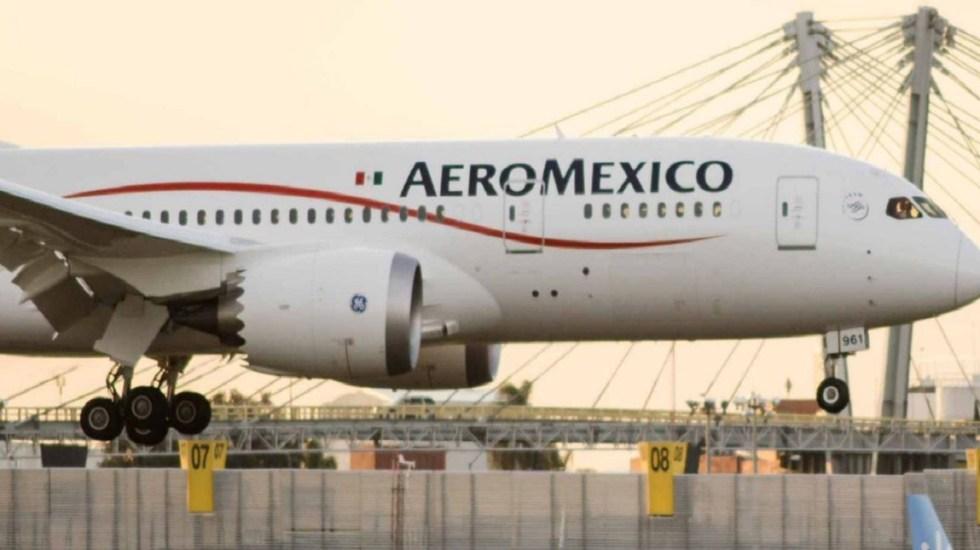 Exigencias de pilotos llevarán a la quiebra: director de Aeroméxico - Foto de Internet