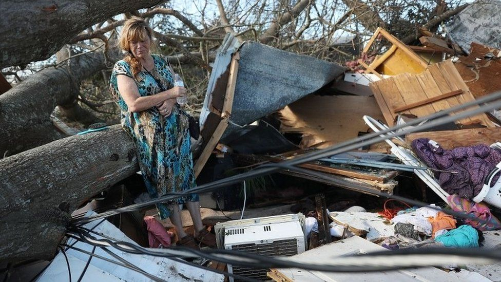 Desaparecidos huracán michael florida