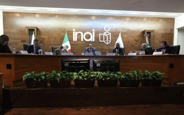 INAI ordena a la PGR hacer pública averiguación previa sobre Caso Odebrecht - Foto de @INAImexico