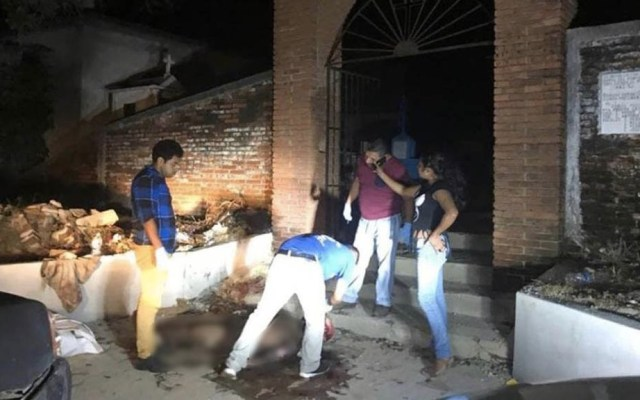 Llaman a declarar a médico que hizo autopsia en calles de Oaxaca - Foto de Milenio