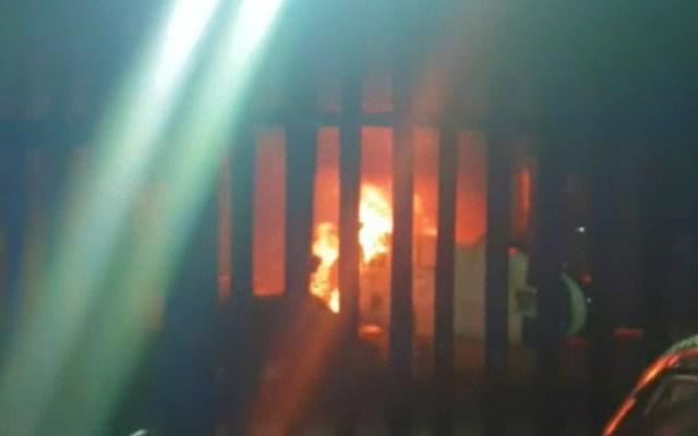 #Video Así fue el accidente de helicóptero del dueño del Leicester City - Captura de Pantalla de AFP.