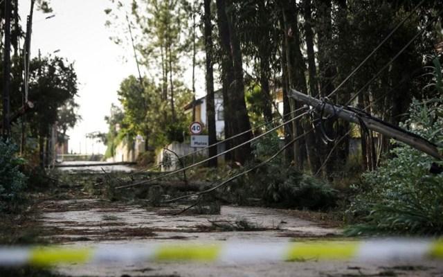 Tormenta Leslie deja 28 heridos en Portugal - Tormenta Leslie deja 28 heridos en Portugal