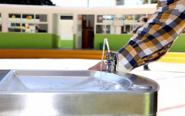 Las escuelas que no tendrán clases en Edomex por megacorte de agua - Escuelas de 12 municipios del Edomex suspenderán clases por corte de agua. Foto de Edomex Informa