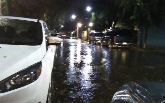 Alerta Naranja por tormenta en tres alcaldías de la capital - Alerta Naranja por tormenta en tres alcaldías de la capital