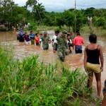 Declaran emergencia por lluvias en 13 municipios de Veracruz - Foto de Notimex