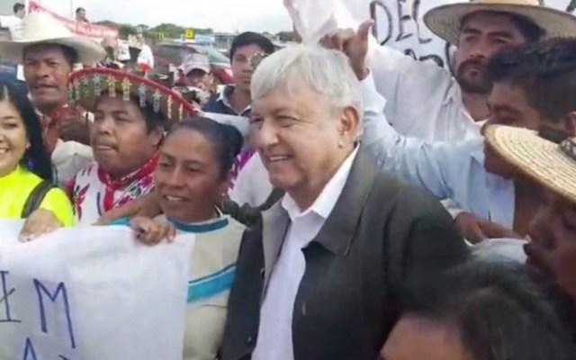 López Obrador rechaza que no visite Veracruz por Miguel Ángel Yunes - lópez obrador niega que no visite veracruz por miguel angel yunes