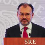 Videgaray aplaude iniciativa global de adaptación al cambio climático - Luis Videgaray. Foto de Notimex