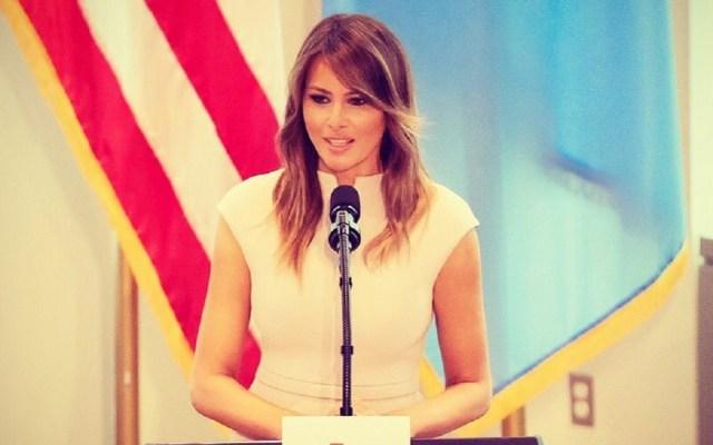 #Video Melania se siente una de las personas más acosadas del mundo - Melania presenta Be Best ante la Asamblea General de la ONU. Foto de @FLOTUS