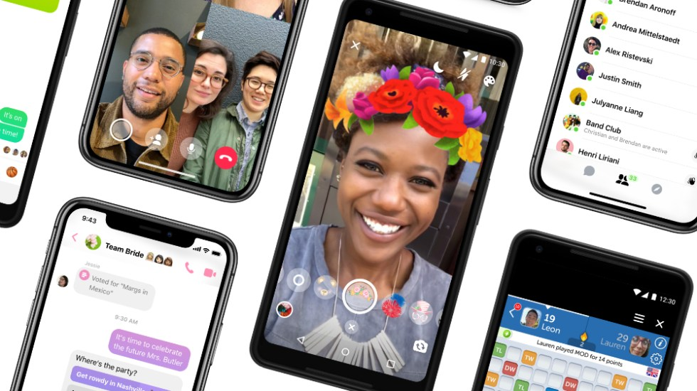 Llega Messenger 4 para usuarios de Facebook - Foto de Facebook