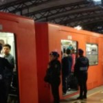 Falla de tren en la Línea A del Metro provoca retrasos - metro retraso línea a