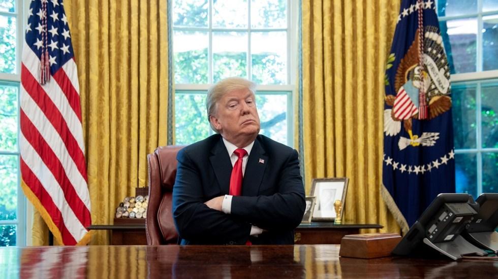 Trump anuncia nueva regla de asilo - Trump confirma retiro de EE.UU. de tratado de armas nucleares con Rusia
