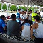 ONU alerta por peligro real para integrantes de la caravana migrante - Foto de Twitter @ACNURamericas