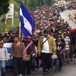 """""""No son maras ni terroristas"""": Embajador de Honduras sobre migrantes - Migrantes Hondureños. Foto de Internet"""