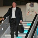 Mike Pompeo llega a México en medio de crisis migratoria - Foto de Internet