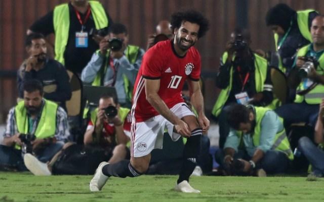 #Video Así fue el gol olímpico de Mohamed Salah con Egipto - Foto de Ole