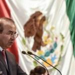 México rechaza presiones acerca de caravana migrante: Navarrete Prida - Foto de Twitter Navarrete Prida