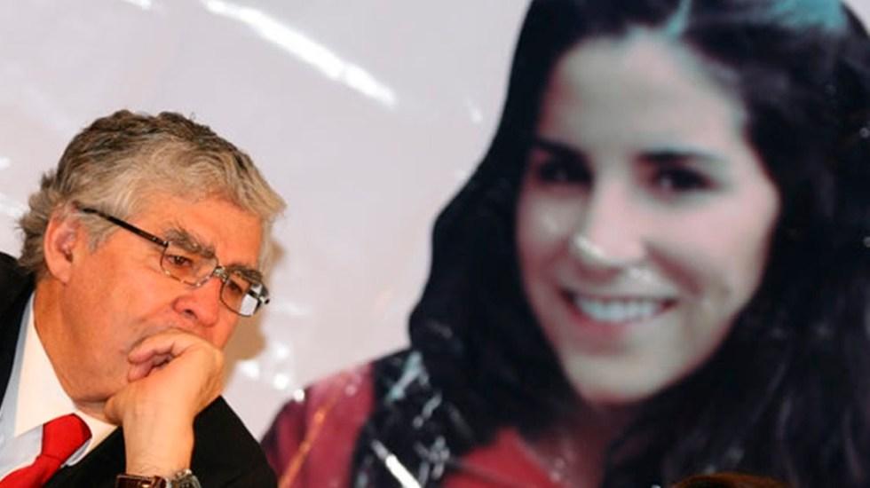Nelson Vargas pide apoyo de AMLO para sentenciar a asesinos de su hija - Foto de archivo