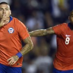 México no pudo con Chile en el Estadio Corregidora - Foto de AFP