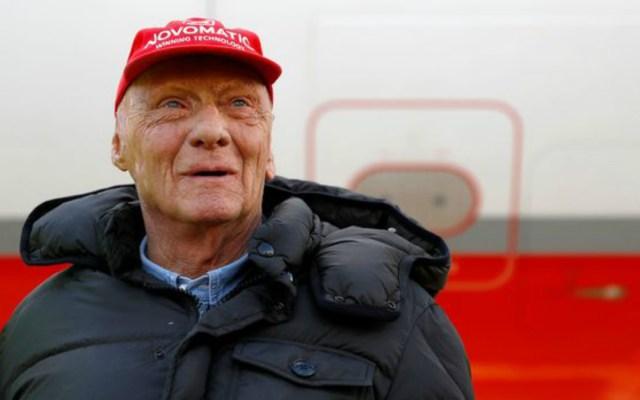Niki Lauda sale del hospital tras recibir transplante de pulmón - Niki Lauda fue sometido a un transplante de pulmón