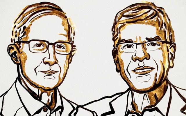 William Nordhaus y Paul Romer ganan Nobel de Economía - Foto de @NobelPrize