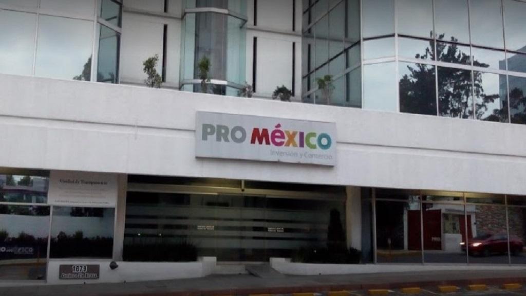Diputados del PRI piden a AMLO no desaparecer ProMéxico - Oficinas de ProMéxico en la Ciudad de México. Foto de Daniel Hernández
