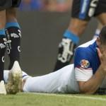 Querétaro sorprende a un Cruz Azul lleno de dudas - Foto de Mexsport