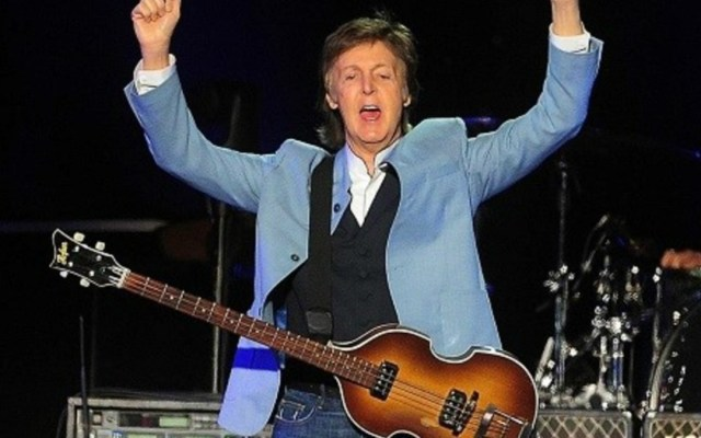 Paul McCartney reconoce olvidar canciones de los Beatles - McCartney explicó que cada canción es distinta y complicada, lo que hace que no pueda recordarlas todas. Foto de Clarín
