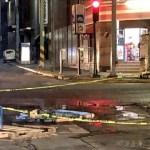 Persona en situación de calle muere en Naucalpan - Cuerpo sobre Avenida Ingenieros Militares en Naucalpan. Foto de Twitter